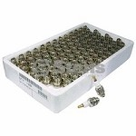 Spark Plug Shop 100 Pack L6c Replaces Champion Cj8