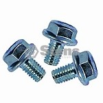 Recoil Flange Bolt For Honda 90008-ze2-003/3 Pack