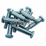 Wheel Bolt Size 1/2 X 1 5/8 Pack Of 10