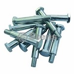 Wheel Bolt Size 1/2 X 2 1/4 Pack Of 10