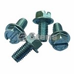 Self-tapping Screw For AYP 17000612 4 Pack