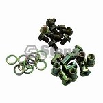 Throttle Cable  Wire Swivels 7/16