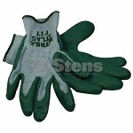 Work Glove Nitrile Coated, Large