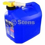 Fuel Can 5 Gallon Kerosene By No-Spill 1456