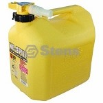 Fuel Can 5 Gallon Diesel By No-Spill 1457