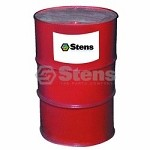 Stens 4-cycle Engine Oil SAE30-SJ Wt, 55 Gallon Drum