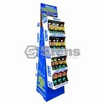 Star Tron Sef Display Kit 72 8 oz bottles of SEF formula and 12 16 oz bottles of Gasoline formula