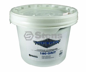 180 GRIT LAPPING COMPOUND FOR LOCKE 725180