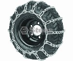2 LINK TIRE CHAIN FOR TIRE SIZE 13 X 5 X 6 & 12.5 X 4.50 X 6