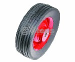 HEAVY-DUTY STEEL DECK WHEEL FOR TORO # 110506
