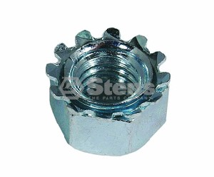 "LOCK NUT 3/8"" - 16 Thread"