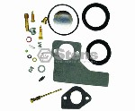 CARBURETOR KIT FOR BRIGGS & STRATTON # 394698