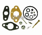 CARBURETOR KIT FOR UNIVERSAL FLOAT TYPE KIT