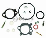 CARBURETOR KIT FOR BRIGGS & STRATTON # 498260