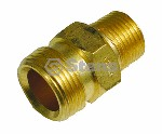 FIXED COUPLER PLUG / 7.8GPM;4,000 PSI;3/8
