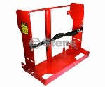 BLOWER/SPRAYER RACK - ENCLOSED / TRIMMERTRAP ET/GP-1