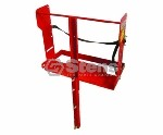 BLOWER/SPRAYER RACK - 2PC POST / TRIMMERTRAP GP-1