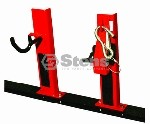 TRIMMER TRAP TRIMMER RACK HOLDS 1 UNIT ON OPEN TRAILERS # TT-SINGLE