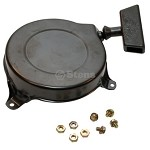 RECOIL STARTER ASSEMBLY FOR BRIGGS & STRATTON # 499706
