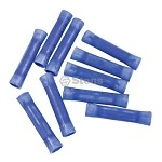 Electrical Terminal Blue Butt Connectors 10 Pack