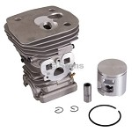 Cylinder Assembly For Husqvarna 537 32 04-02 455 and 460 chainsaws