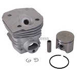 Cylinder Assembly For Husqvarna 503 86 99-71 340, 345, 350 and 351 chainsaws